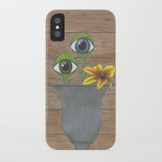 portrait iPhone X Slim Case