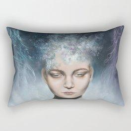 Divine Connection Rectangular Pillow
