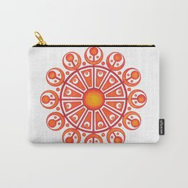 RadialDesignRed Carry-All Pouch