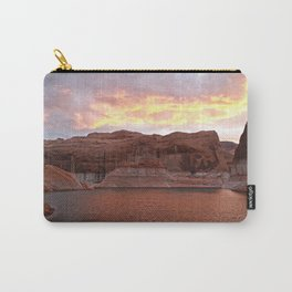 Lake Powell Evenings Carry-All Pouch