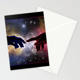 A Touch too Much – Universe Stationery Cards