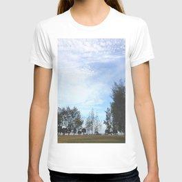 Grainy Islet Sky T-shirt