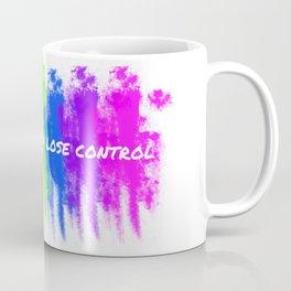 Music make you lose control Coffee Mug