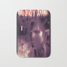 Silent Hill 1 - Ps1 Art Box Cover (NA Version) - Brazz Bath Mat