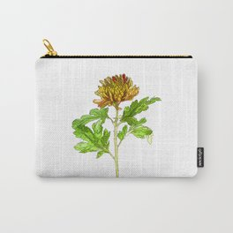 Chrysanthemum Cartoon Carry-All Pouch