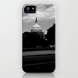 Guarding the Capitol iPhone Case