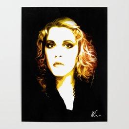 Stevie Nicks - Dreams - Pop Art Poster
