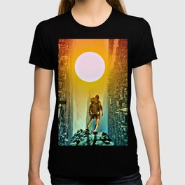 The Tale of Two Towns by GEN Z T-shirt