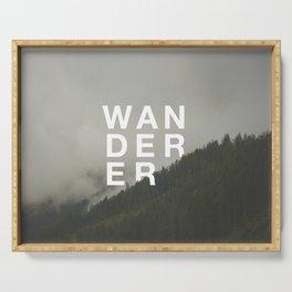 WANDERER V.2 Serving Tray