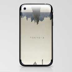 Tokyo 3 iPhone & iPod Skin