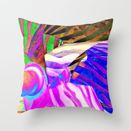 solapink Throw Pillow