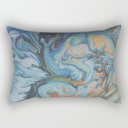 water life Rectangular Pillow