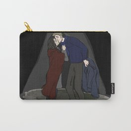 Alternate Ending to Once Upon A Time Series Finale - Outlaw Queen Carry-All Pouch