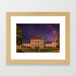 Nympfenburg Palace - Munich Framed Art Print