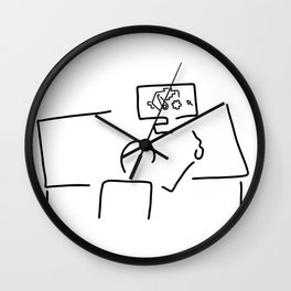 mechanical engineering engineer Wall Clock
