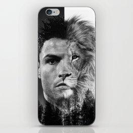 Cristiano Ronaldo Beast Mode iPhone Skin