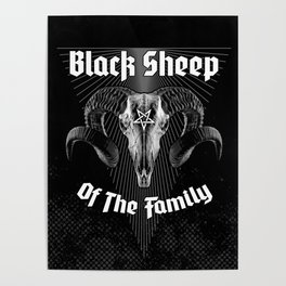 Black Sheep Of The Family Poster
