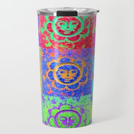 Eternal sunshine of the funky kind Travel Mug