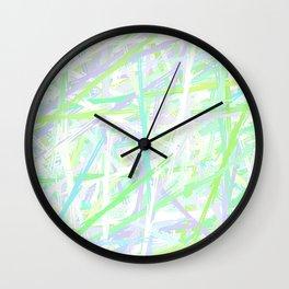 I Lost at Paintball Wall Clock