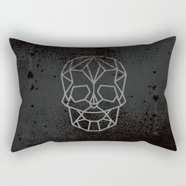 Skull - Halloween X Rectangular Pillow