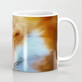 Cute fox Coffee Mug
