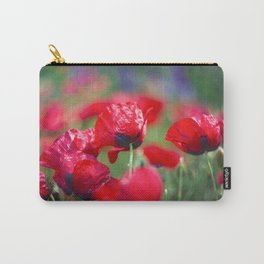 Field of lovee Carry-All Pouch