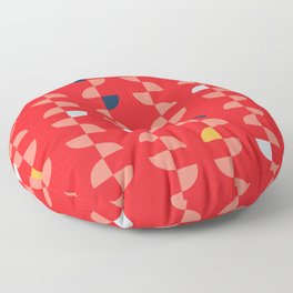 Geometric Pattern #2 Floor Pillow