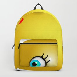 Yellow Rubber Duck Backpack