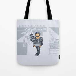 The Terminated Tote Bag