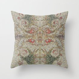 mosaic/tiles/motives Throw Pillow