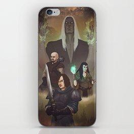 Dungeon Warriors iPhone Skin