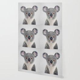 Baby Koala - Colorful Wallpaper