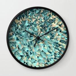 Kaos Water Wall Clock