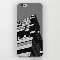 Southbank Flats iPhone & iPod Skin