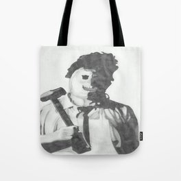 Leatherface. Tote Bag