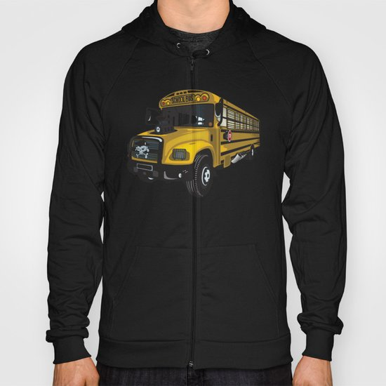 School bus Hoody