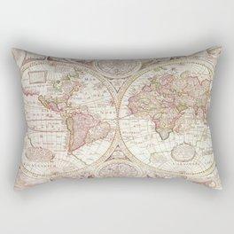 An Accurate Map Rectangular Pillow