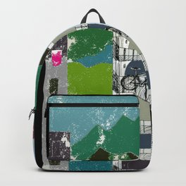 Downtown Living Backpack