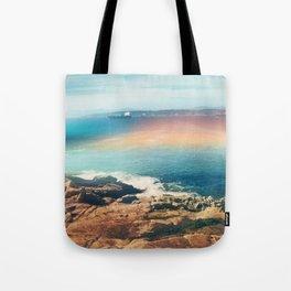 Colours of the sea Tote Bag