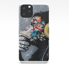 MELOMONKEY I iPhone Case