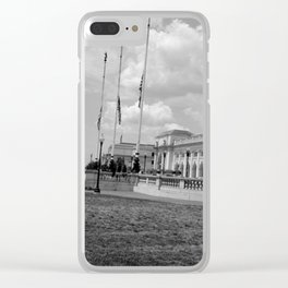 Union Station, No. 2 Clear iPhone Case