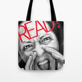 READ! Tote Bag