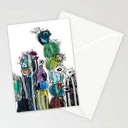 Cactus Prints Stationery Cards