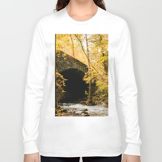 Stone Bridge Long Sleeve T-shirt