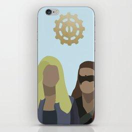 Clexa iPhone Skin