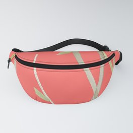 living coral weeds Fanny Pack