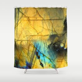 LABRADORITE 2 Shower Curtain