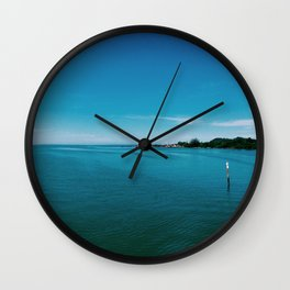 Outta Sight Wall Clock