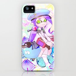 Inkling-girl iPhone Case