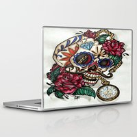 gentleman Laptop & iPad Skins featuring Gentleman by catscratchproject
